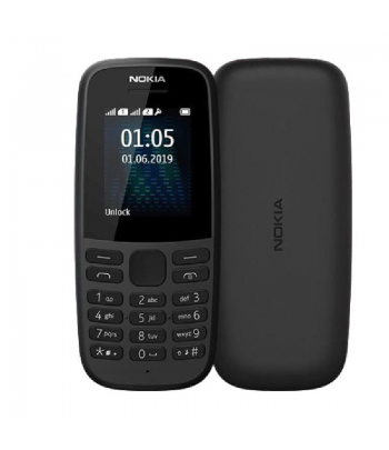 NOKIA 105 4TH EDITION NEGRO